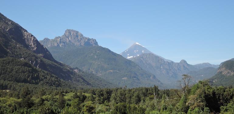 La Araucania Chile