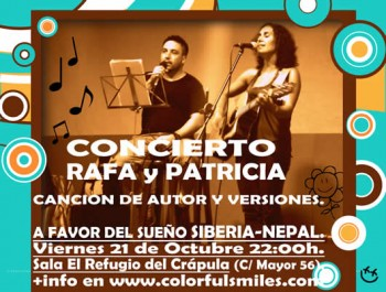 Concierto Rafa y Patricia