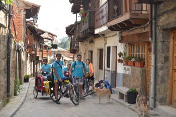 Sierra de Gredos en bici I